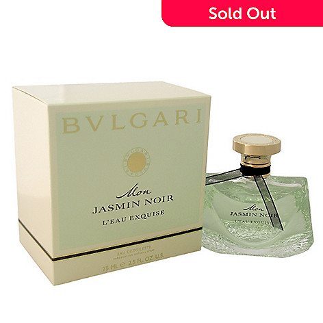 Mon Jasmin Noir Leau Exquise By Bvlgari Eau De Toilette Spray 25