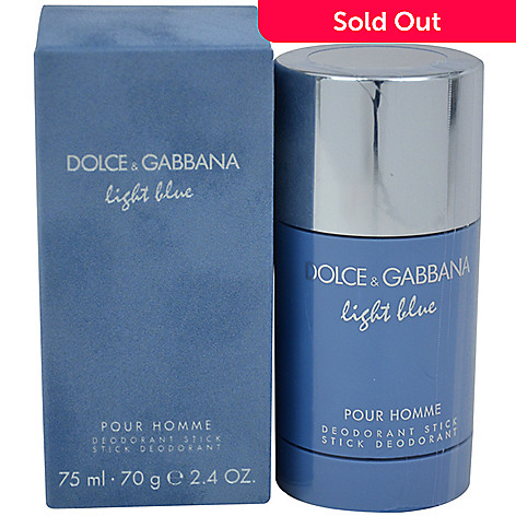 Light Blue Pour Homme By Dolce Gabbana Deodorant Stick 2 4 Oz Evine