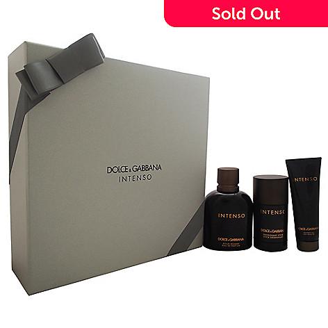 4280bbde Intenso by Dolce & Gabbana for Men 3-Piece Eau de Parfum Gift Set ...