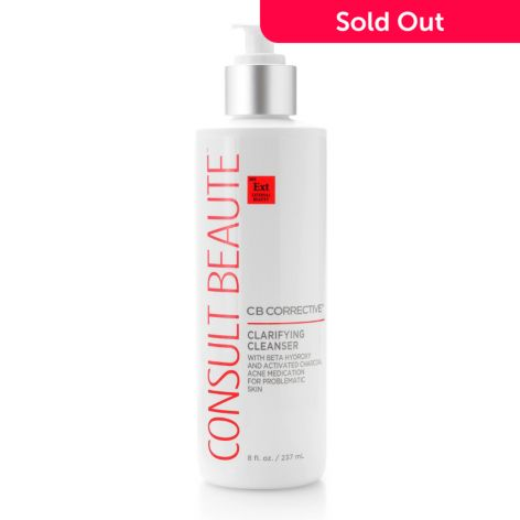 Consult Beaute CB Corrective Clarifying Cleanser 8 oz