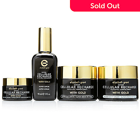 ccb00ac5a 313-963- Elizabeth Grant 4-Piece Caviar Cellular Recharge Collection