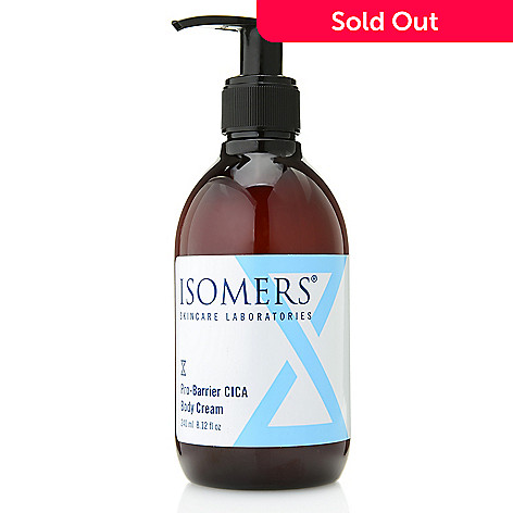 ISOMERS Skincare, Pro-Barrier, CICA Body Cream, 8 12 oz