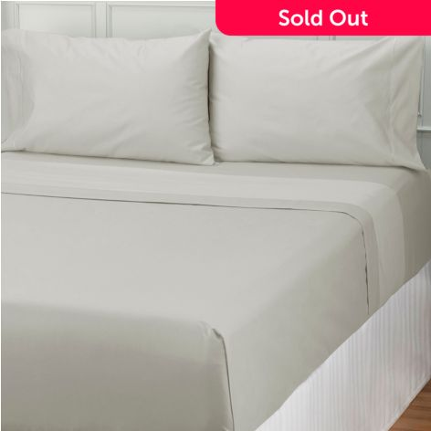 Macy S Charter Club 800tc Egyptian Cotton Four Piece Sheet Set On Sale At Evine Com