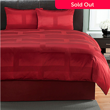 401 858 Macy S Hotel Collection Frame Lacquer Three Piece Duvet Set