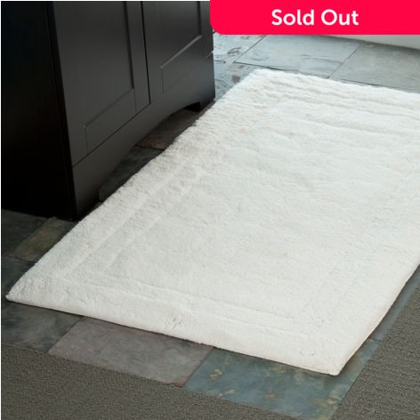 Macy S Hotel Collection 30 X 50 Cotton Bath Rug