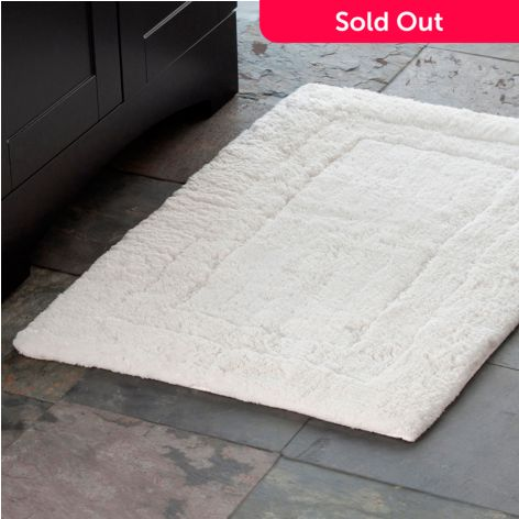 Macy S Hotel Collection 22 X 35 Cotton Bath Rug