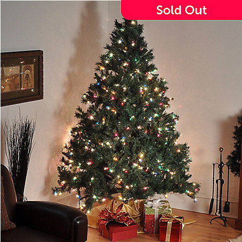 Thomas Pacconi 7 5 Remote Controlled Rolling Christmas Tree