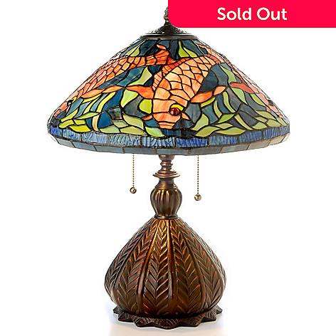 22 koi fish table lamp evine 405 785 22 koi fish table lamp aloadofball Image collections
