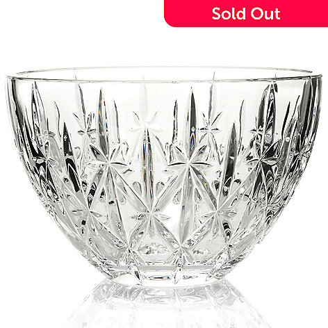 Marquis By Waterford Sparkle 9 Glass Bowl Evine