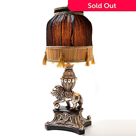 Style at home with margie 2825 asian inspired lion table lamp evine 431 799 style at home with margie 2825 asian inspired lion table aloadofball Choice Image