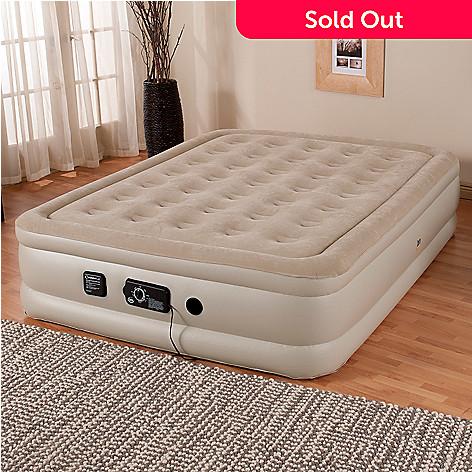 431 849 Serta Perfect Sleeper 18 Profile Air Mattress W Never
