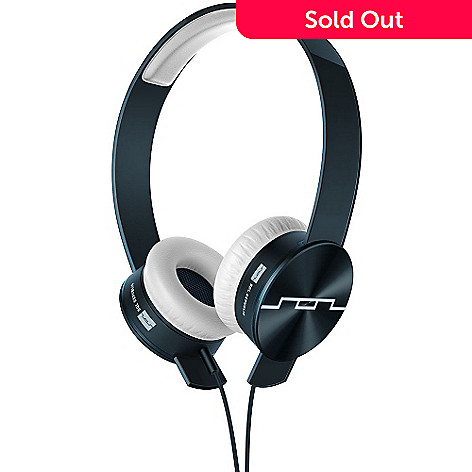 1b7c264352b SOL REPUBLIC Tracks Ultra On-Ear Headphone w/ 3 Button Remote - EVINE