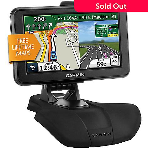 Garmin Nuvi Map Update >> Garmin Nuvi 5 Gps W Lifetime Map Updates Portable Dash Mount