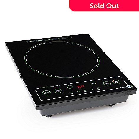 442 379 The Original Greenpan 1500w Portable Programmable Induction Cooktop