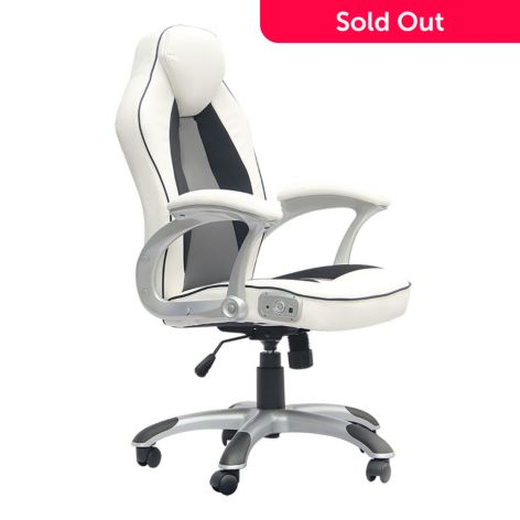 Peachy X Rocker 2 0 Bluetooth Audio Executive Office Chair W Adjustable Seat Uwap Interior Chair Design Uwaporg