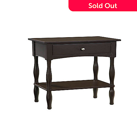 447 290 Alaterre Furniture 30 Shaker Cottage Style End Table