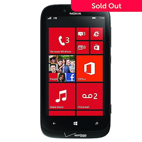 Nokia Lumia 16GB GSM Unlocked + Verizon CDMA 4G LTE Windows® Phone