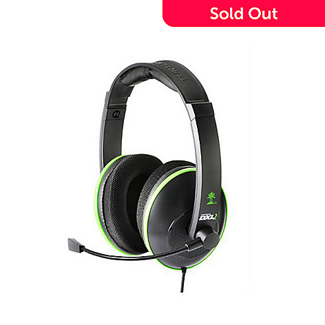 Turtle Beach Ear Force DXL1M Gaming Headset for Xbox 360 - Refurbished