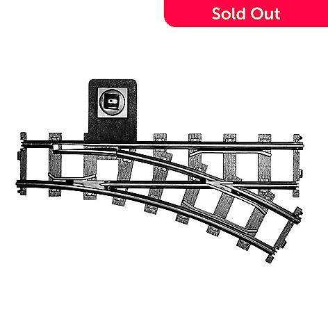 Lionel G-Gauge Manual Train Track Switch