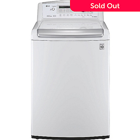 Lg 4 7 Cu Ft Top Load Washer W Waveforce