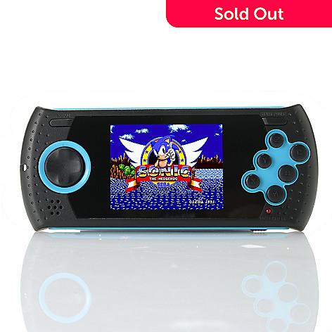 29af4062c3f64 SEGA Genesis Ultimate Portable Game Player w  80 Pre-Installed Games ...