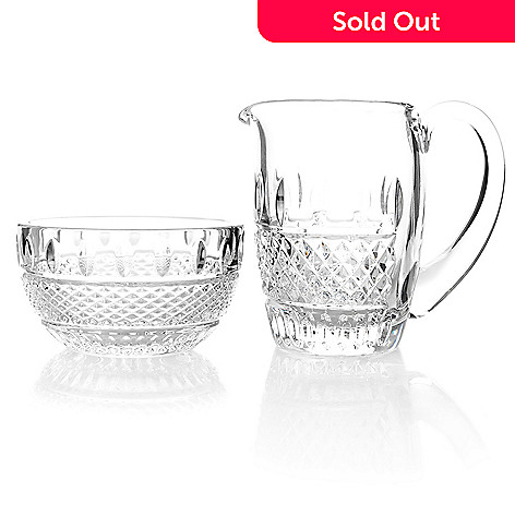 Waterford Crystal Irish Lace Sugar Creamer Set Evine
