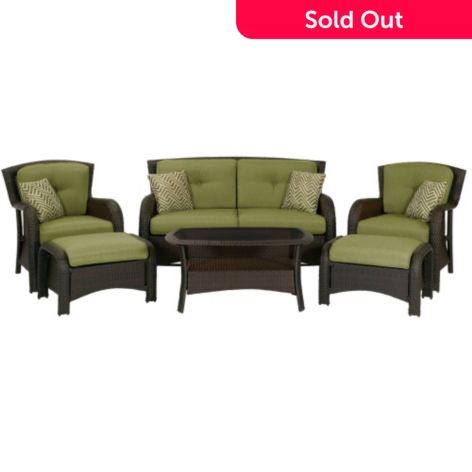 Hanover Outdoor Furniture Strathmere 6