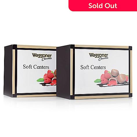 Waggoner Chocolates (2 lbs) Individually Wrapped Soft Center Cream  Chocolates