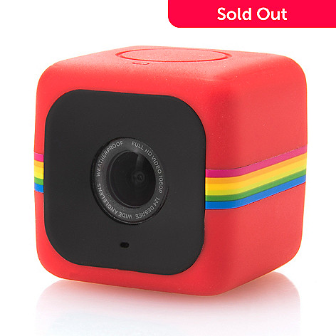 Polaroid CUBE Lifestyle HD 1080p   6MP Action Camera w  Strap Mount ... a586790b53