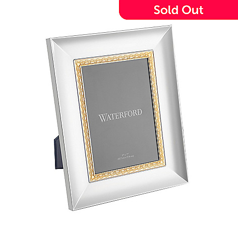 Waterford Crystal Lismore 5 X 7 Lace Photo Frame Evine