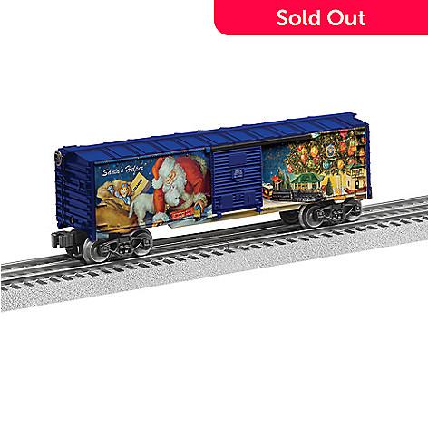 Lionel Trains Angela Trotta Thomas 2016 Christmas O-Gauge Add-on ...