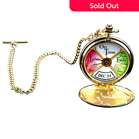 c2d512055619d5 463-171- Lionel Trains The Polar Express Conductor Pocket Watch