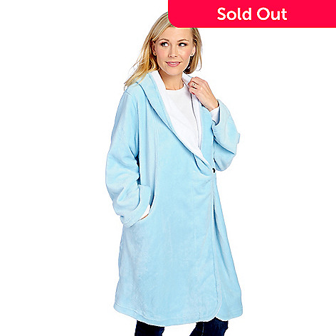 4bbf6c1329 463-374- Paula Deen Home Cozy Plush Housecoat