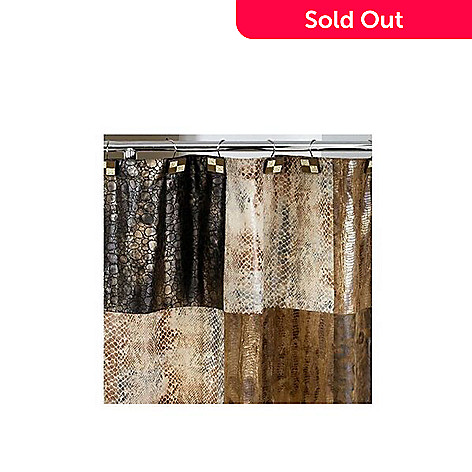 463 662 Popular Bath Zambia Shower Curtain