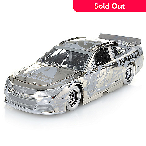 Nascar By Lionel Racing Jeff Gordon 24 Ltd Ed Chrome Icon Die Cast