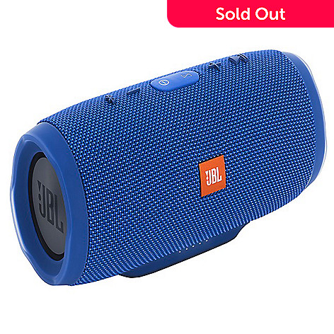 JBL Charge Water-Resistant Portable Bluetooth Speaker