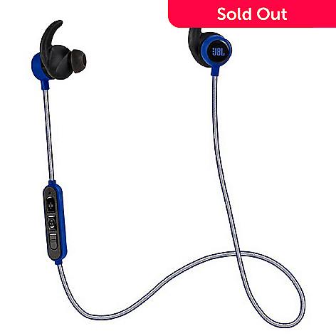9559f93cb41 465-407- JBL Synchros Reflect BT Sport Bluetooth Wireless In-Ear Headphones  w