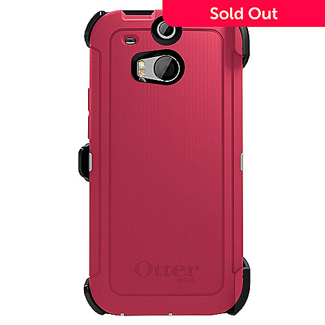low priced 8c417 b100e OtterBox Defender Phone Case for HTC One M8