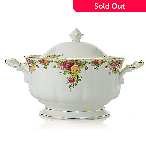 Royal Albert Old Country Roses 146 oz Bone China 22K Gold Accented ...