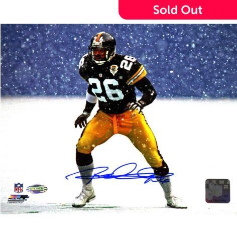 factory price 38c86 44f21 Steiner Sports Memorabilia Rod Woodson Steelers