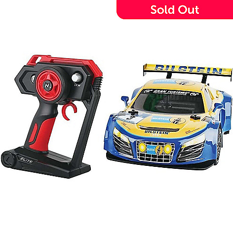 NIKKO Scale Audi GT Remote Control Car EVINE - Audi remote control car