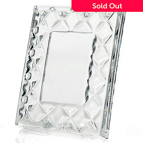Marquis By Waterford Collectibles 4 Small Crystal Picture Frame Evine
