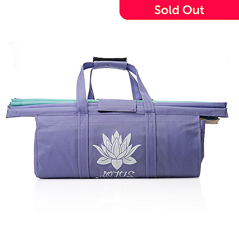 f4dcf52e6517 Lotus Trolley Bags Set of 4 Eco-Friendly   Reusable Grocery Bags - EVINE