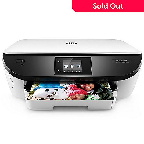 HP ENVY 5661 All-in-One Printer w/ Wi-Fi- Refurbished