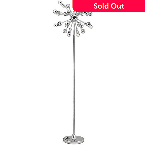 Af Lighting 64 Supernova 12 Light Floor Lamp