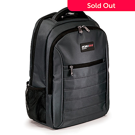 475-256- Mobile Edge SmartPack Backpack for Tablets   15.6