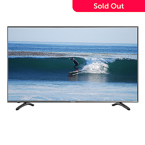 Hisense 50 Inch 4k Smart Tv Manual
