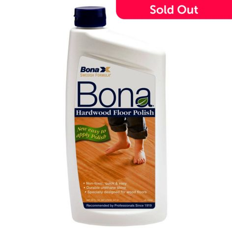 Bona Hardwood Floor Polish Shophq