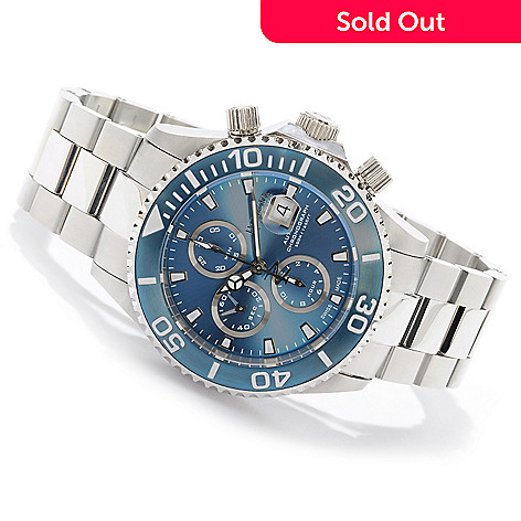 6d509f915 605-748- Invicta Reserve Men's Pro Diver Swiss Automatic Chronograph  Bracelet Watch