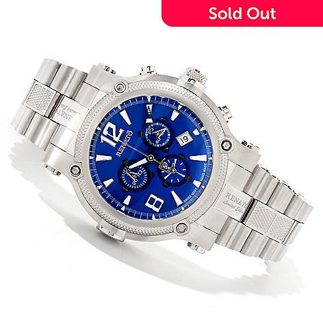 a180f64ab41 607-675- Renato Men s Beast X Limited Edition Swiss Quartz Chronograph  Interchangeable Bracelet Watch